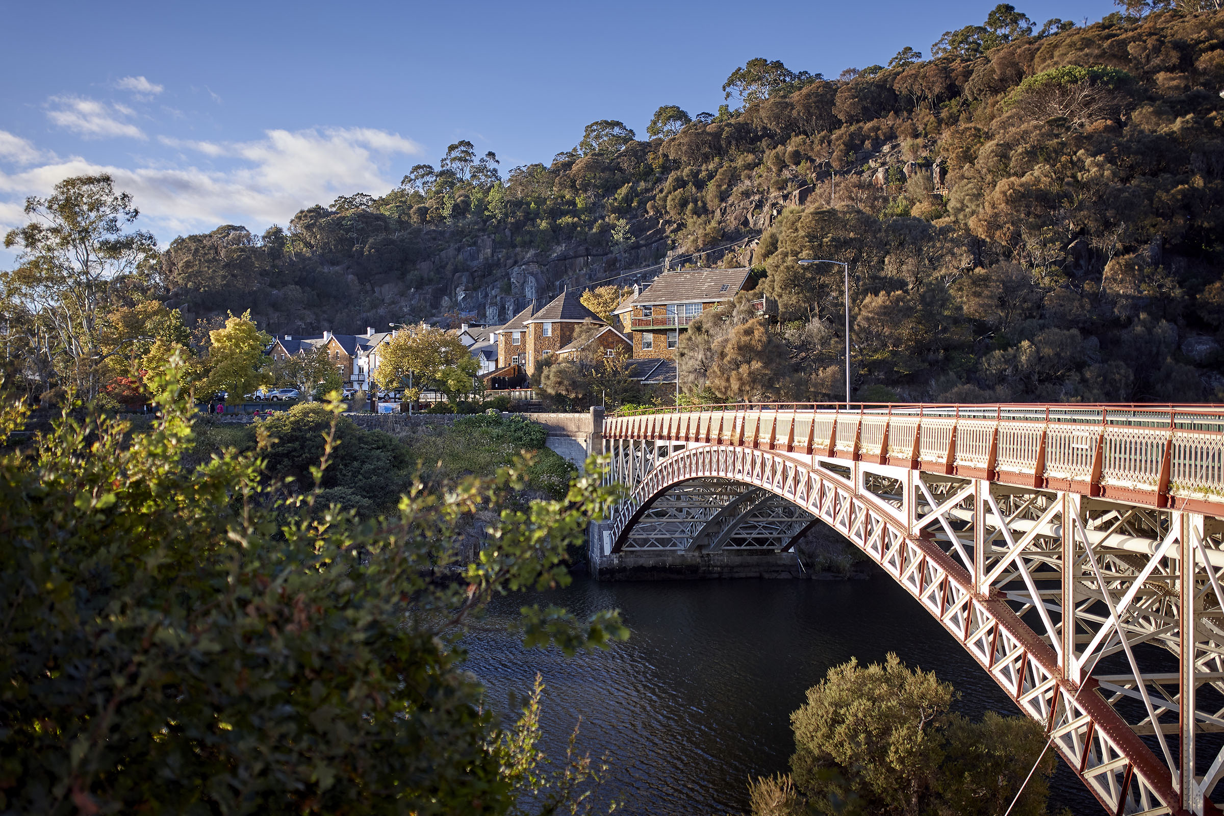 Kings Bridge Launceston 2019