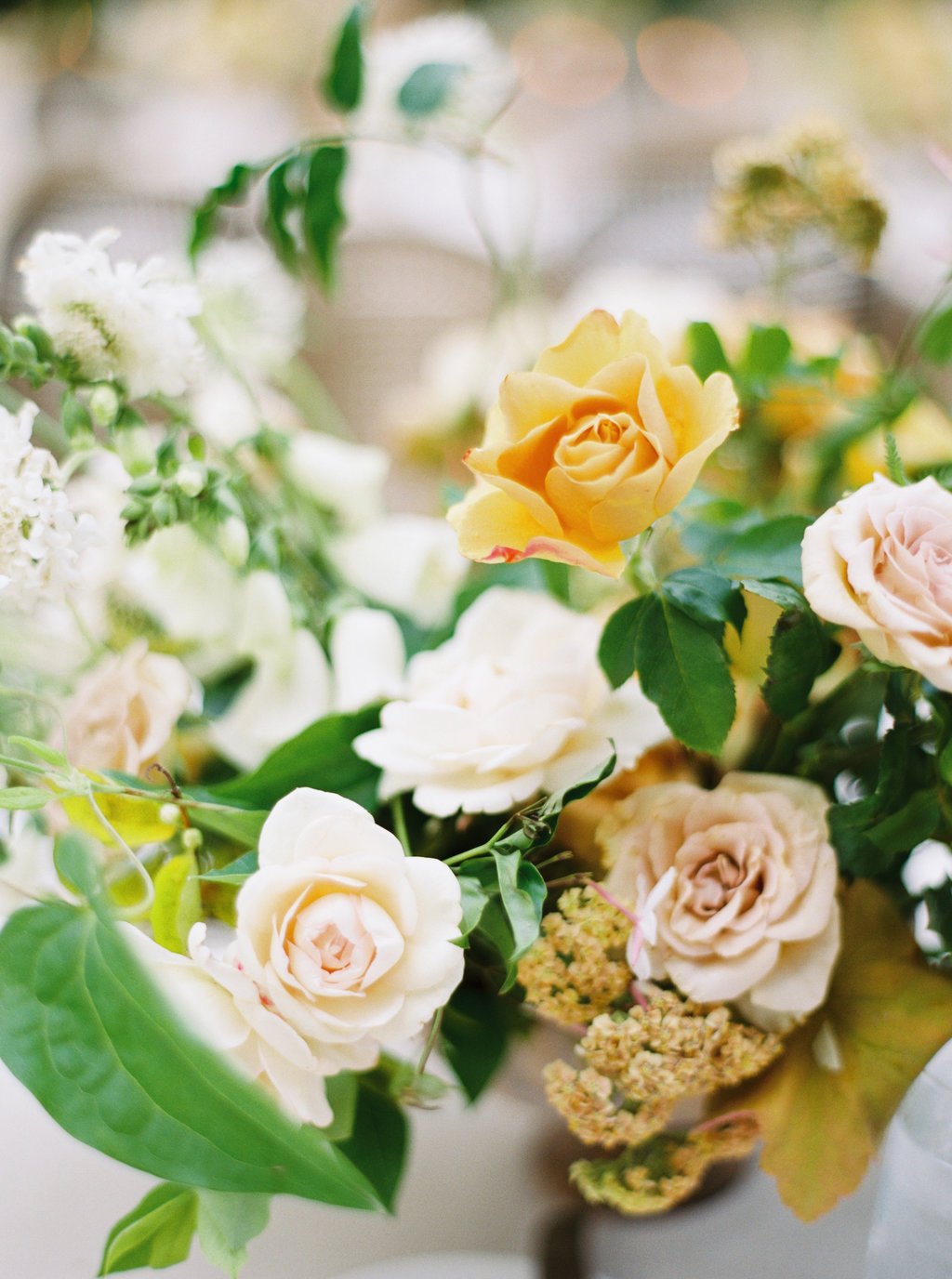 Wedding in Hotel Bel Air, Los Angeles