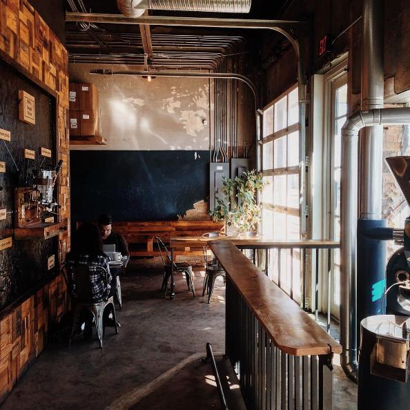 Davis Street espresso dallas coffee guide by Miami blogger / travel & lifestyle blogger
