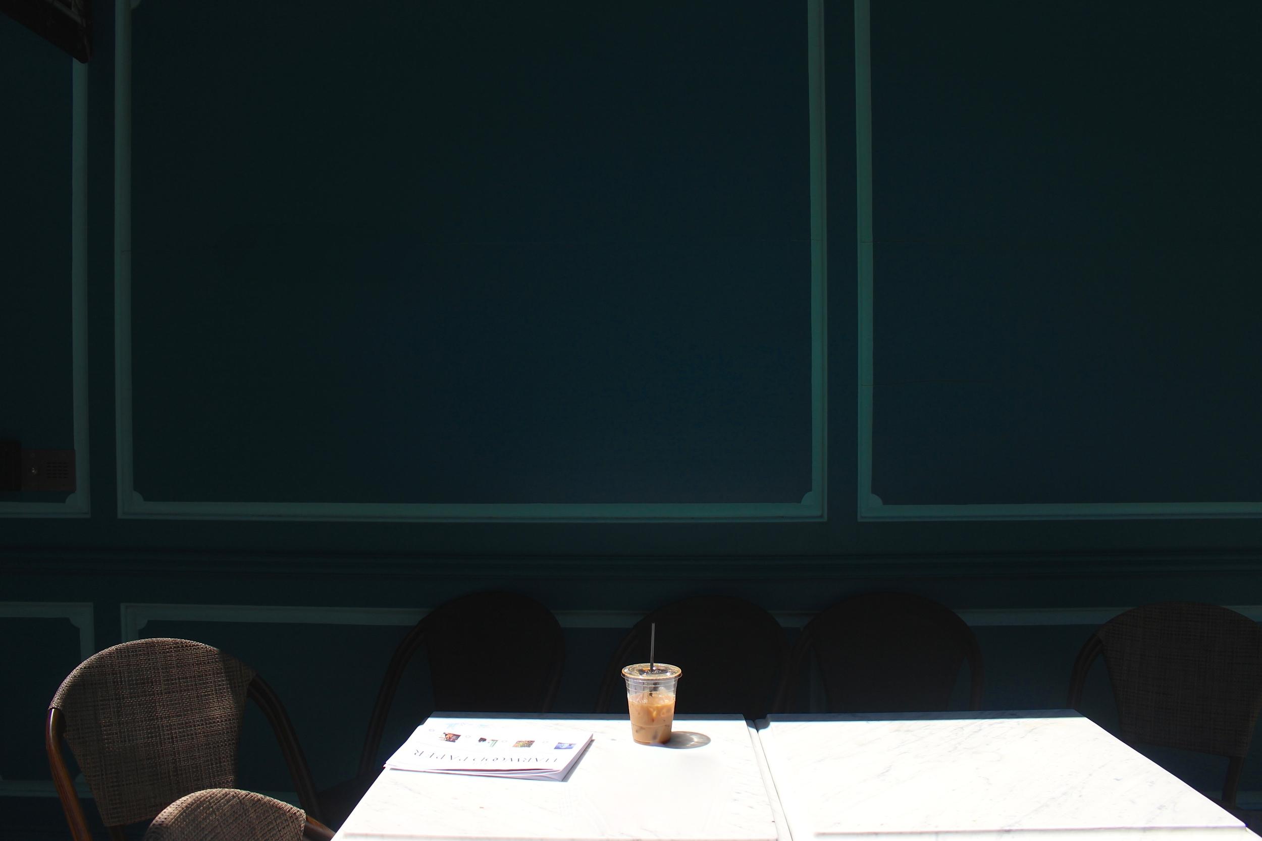 Magnolias sous le pont | Dallas coffee shop guide  by miami blogger Zeinab Kristen