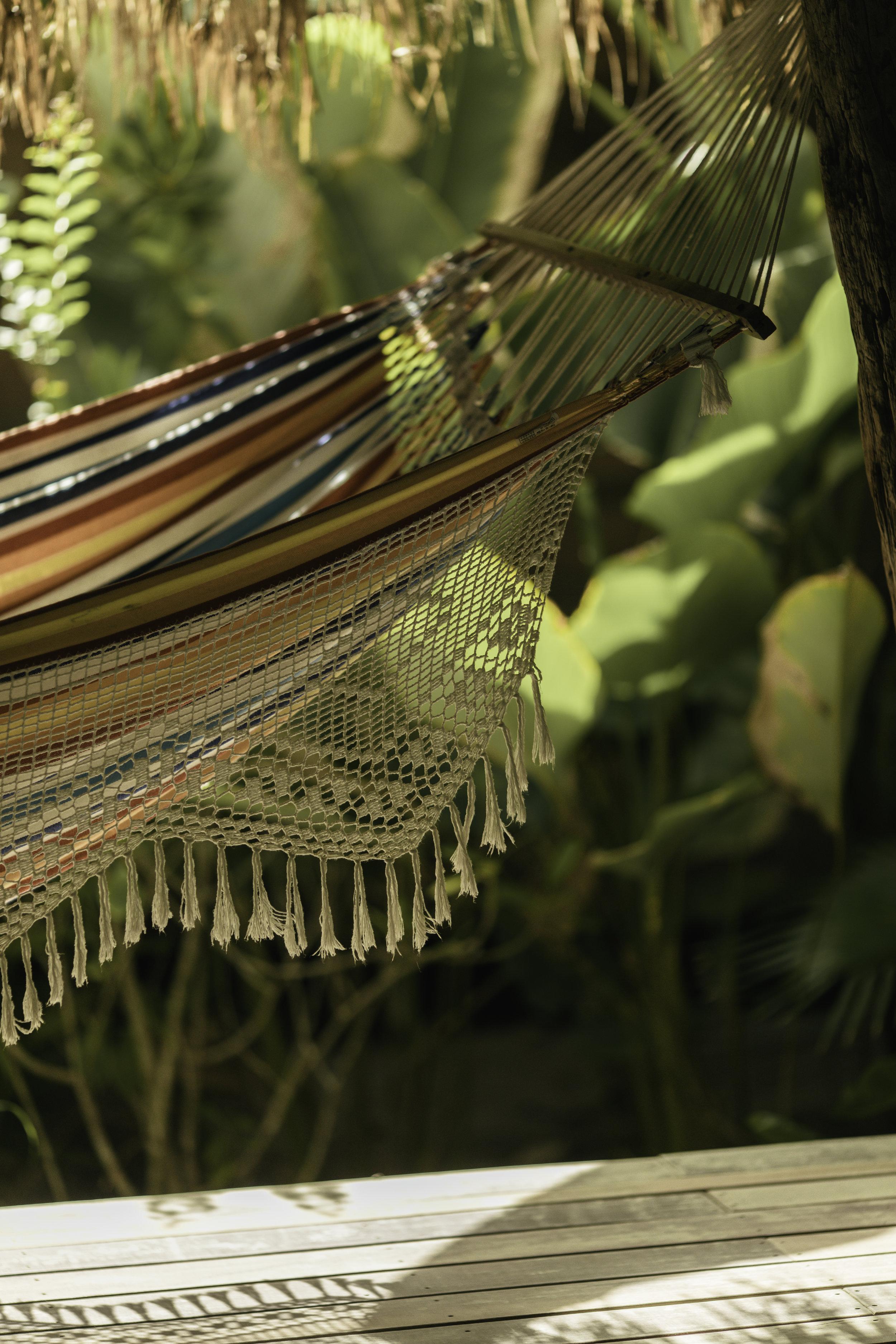 photo by VisualsbyZeinabkristen.com   Island hammock
