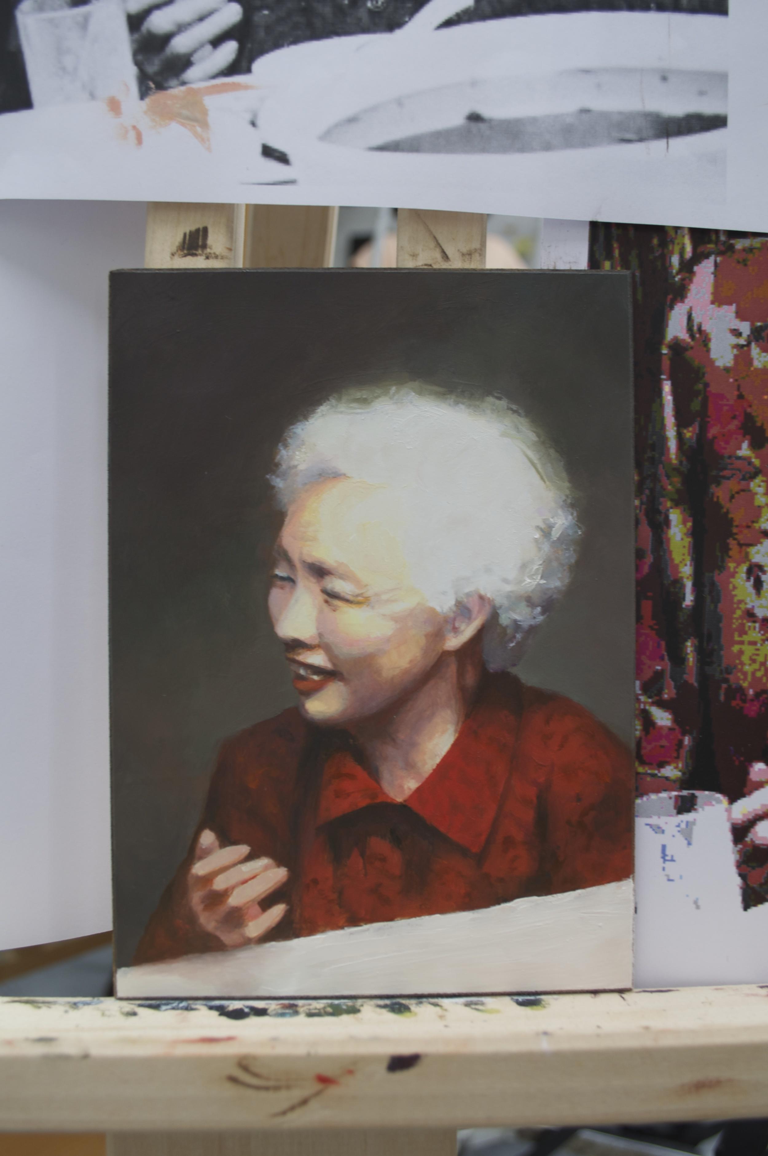 Caroline Ji (Instructor - Keita Morimoto)