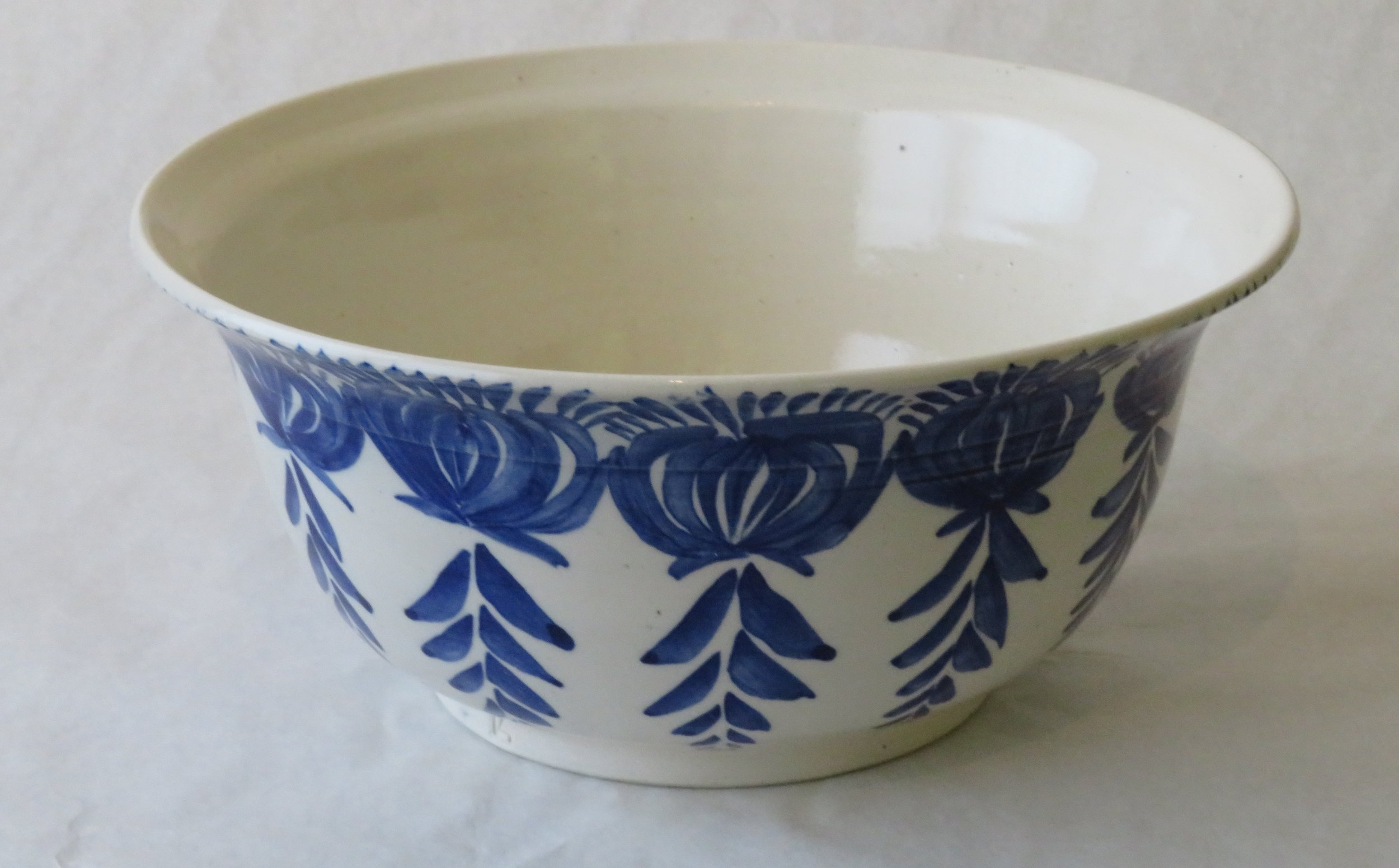 75A ILONA ANDREWS, FLOWER BOWL, CERAMIC