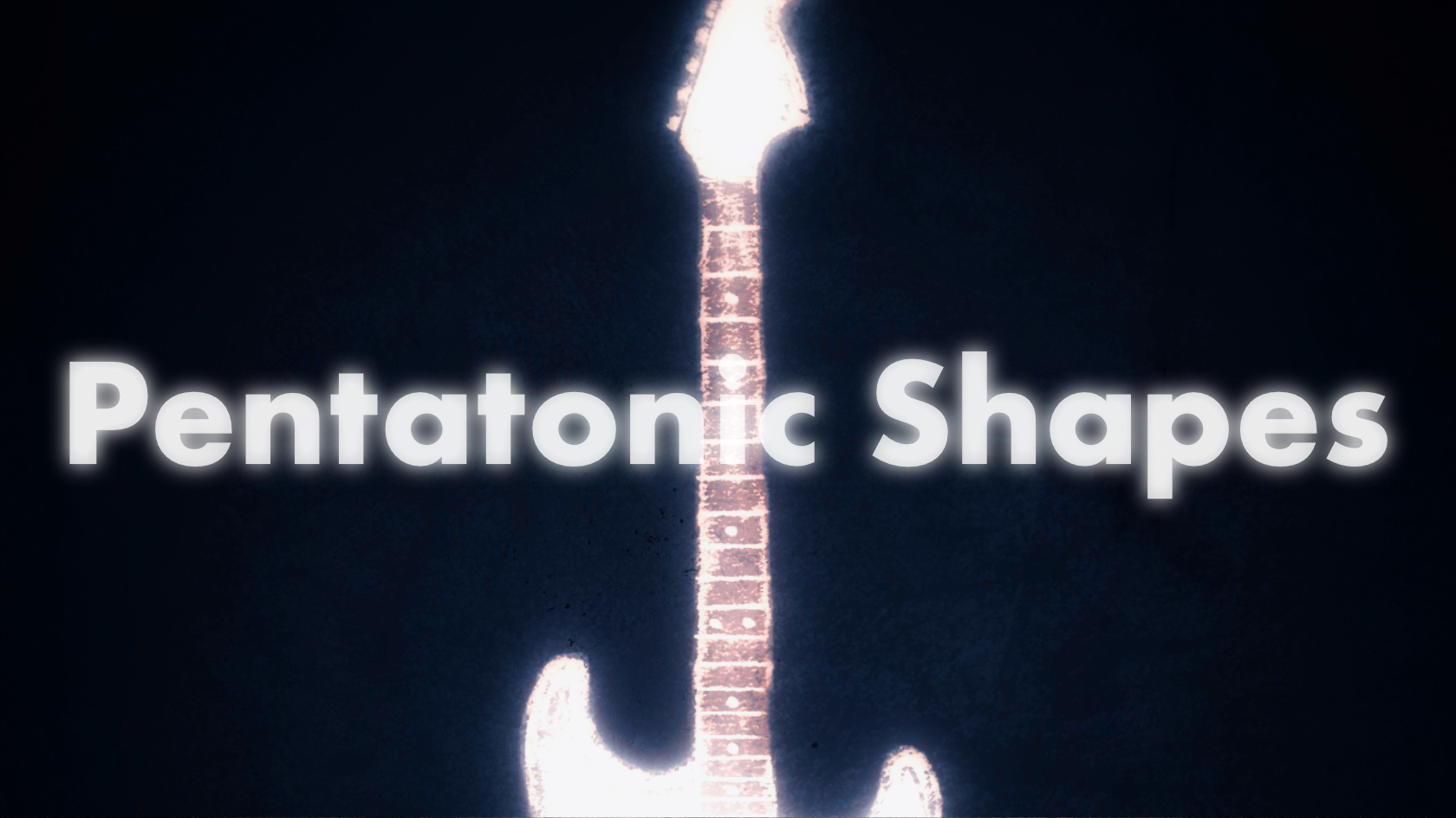 Free pentatonic guitar shapes made with the Diatonic Pentatonic Concept! -