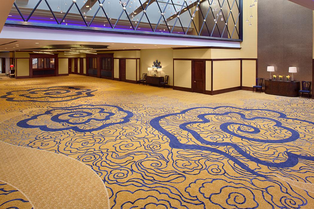 Center Concourse and Crown Foyer, Grand Rapids MI