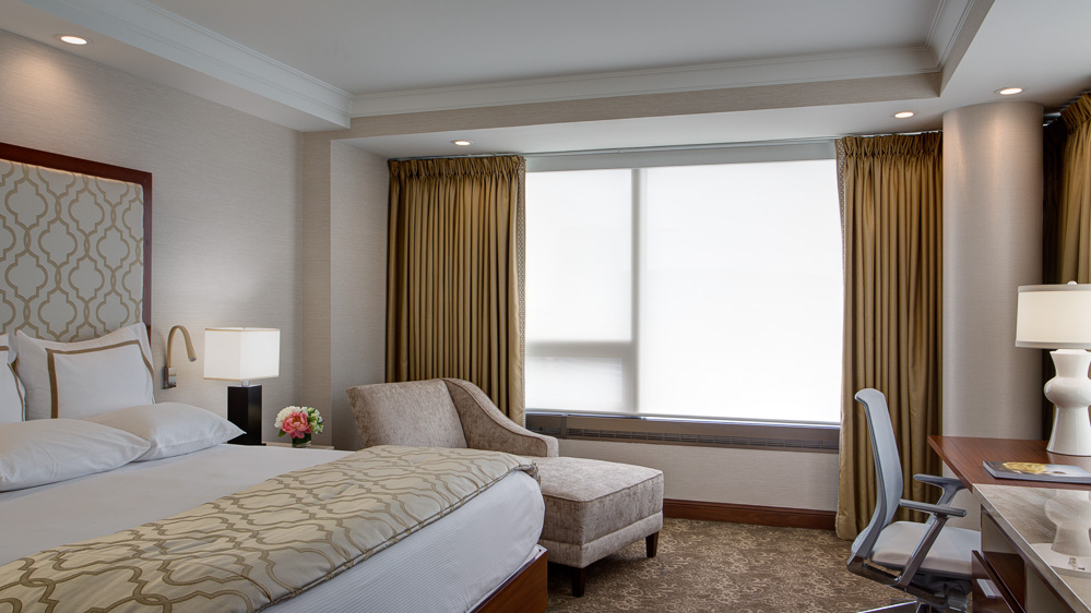Tower Club - luxury suite Amway Grand Plaza Hotel