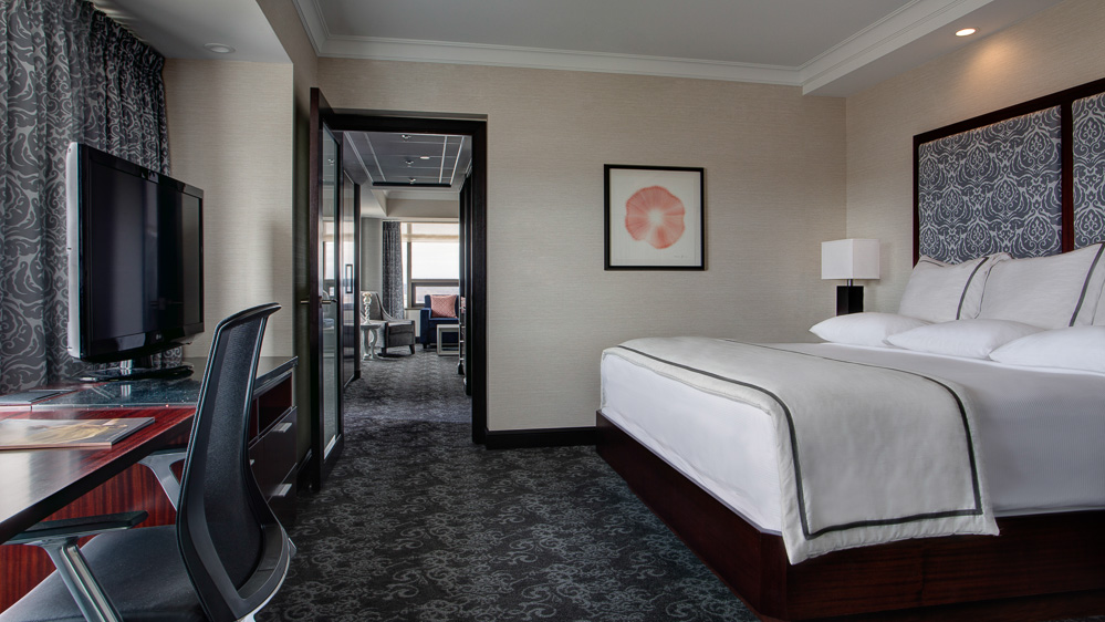 Tower Guestrooms - tower luxury suite Amway Grand Plaza Hotel
