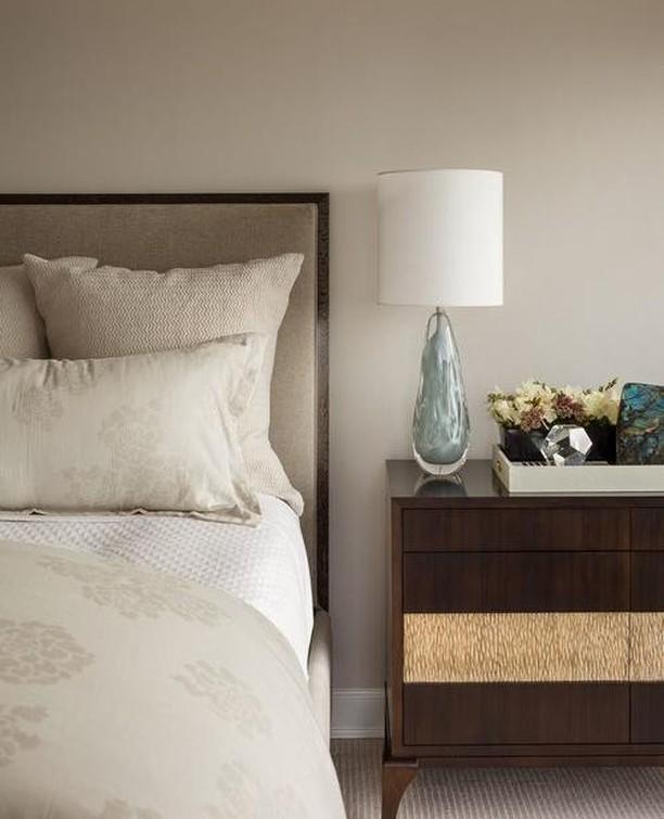 Thoughtful Design with Luxury in Mind⠀ #GoochDesignStudio #LuxuryBedrooms #Interiors