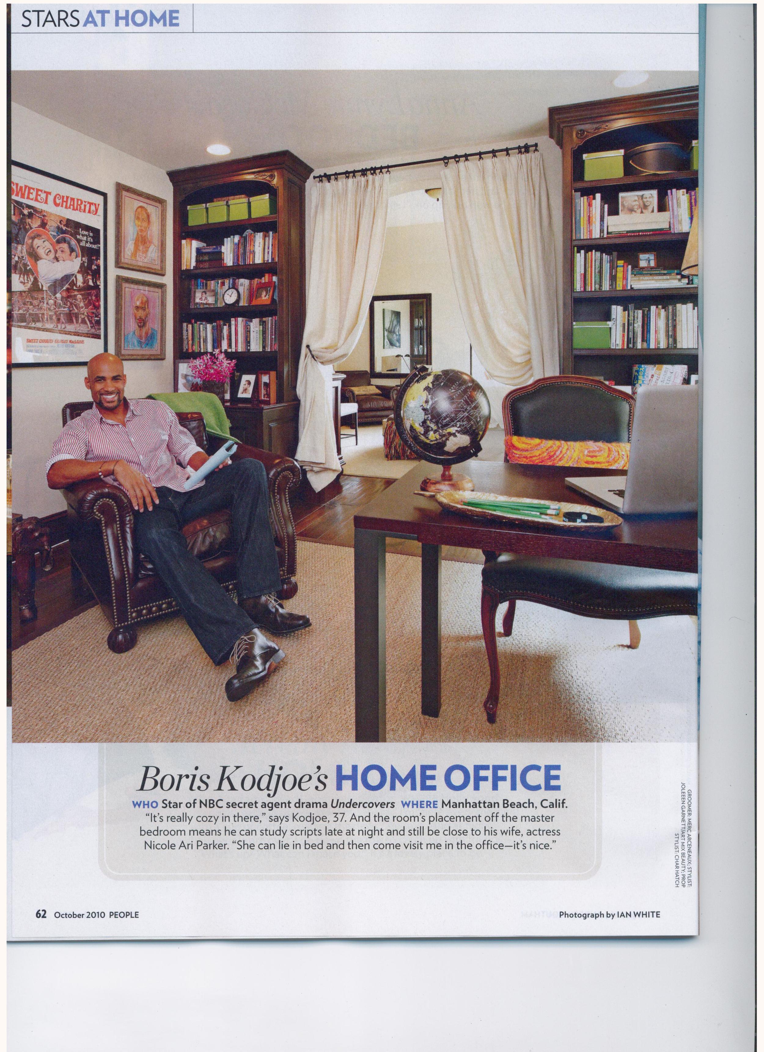 Press Boris Kodjoe in People Extra October 2010.jpg