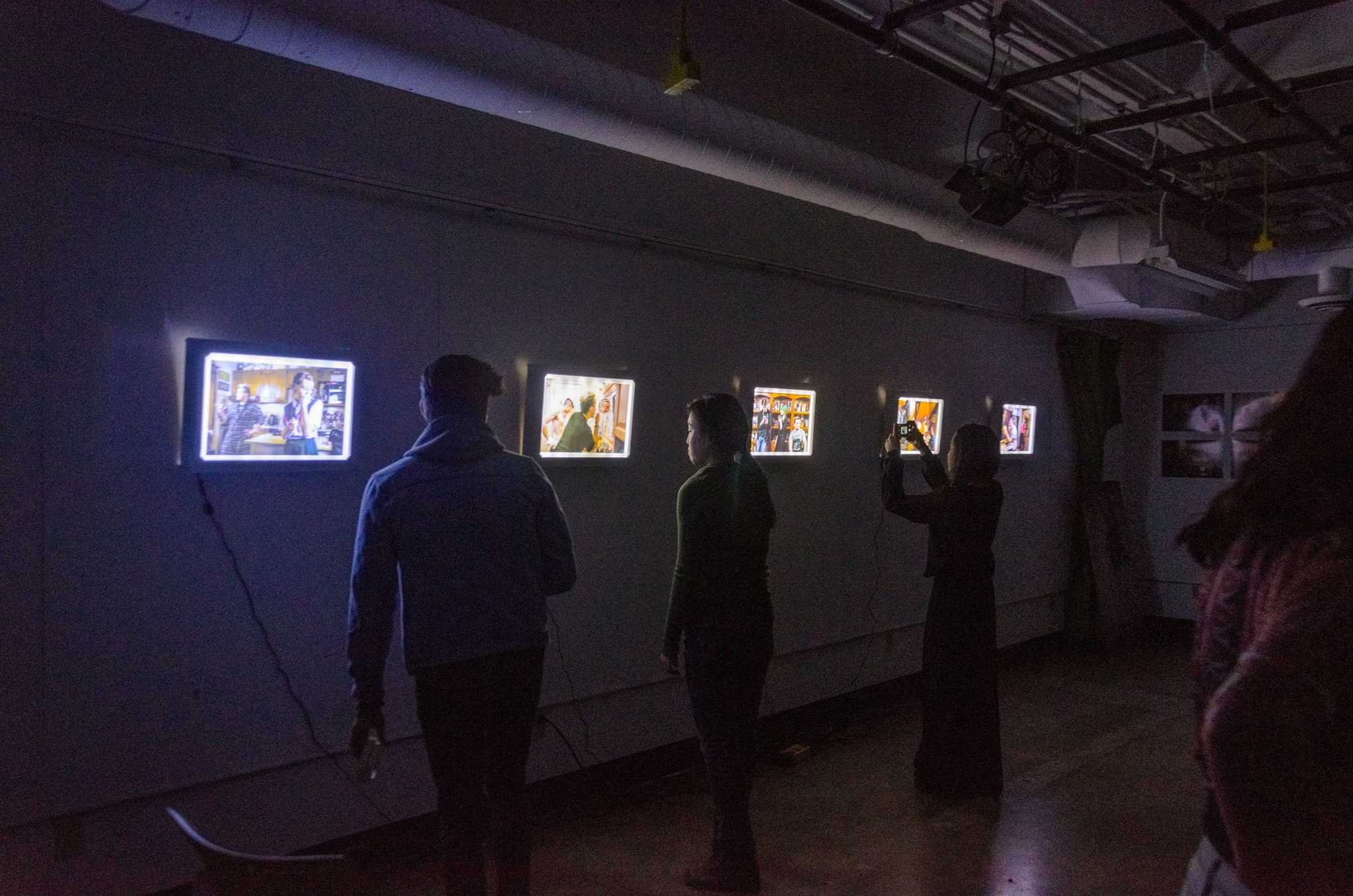 Antonio Giacchetti,  The Domestic, 2015  (Installation view) Toronto, Ontario