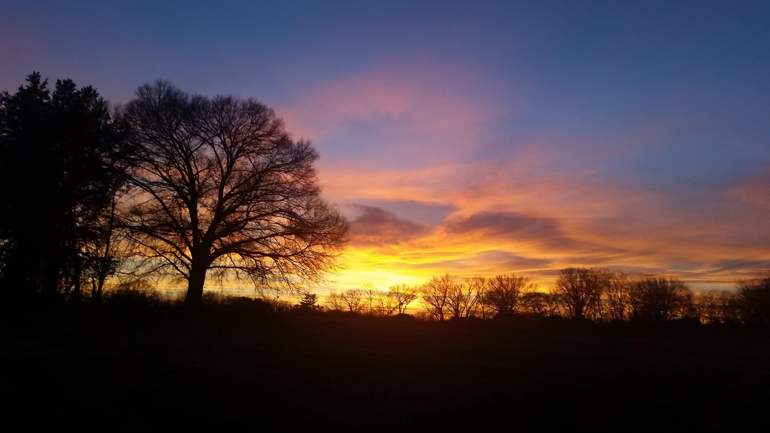 Sunset Murfreesboro, Tennessee