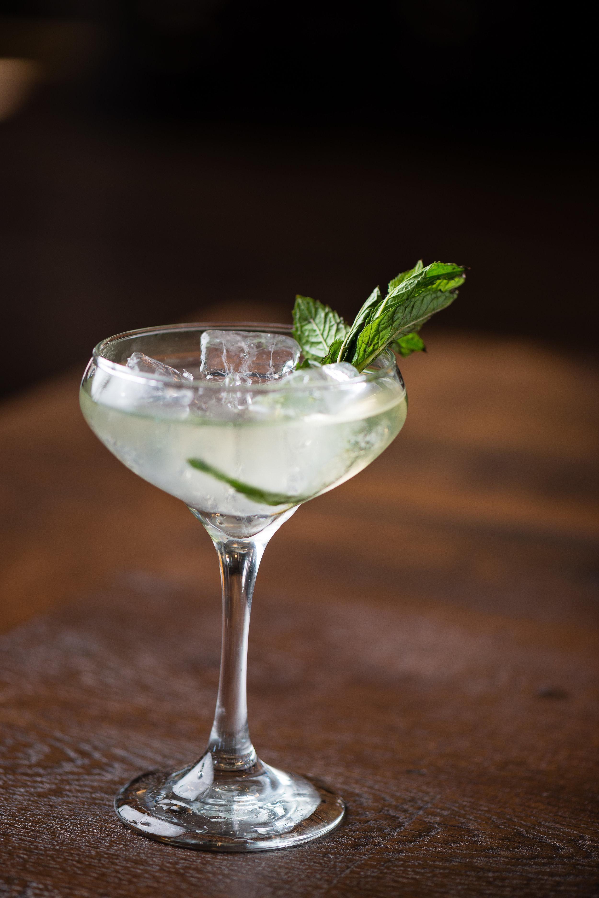 Hideaway Martini