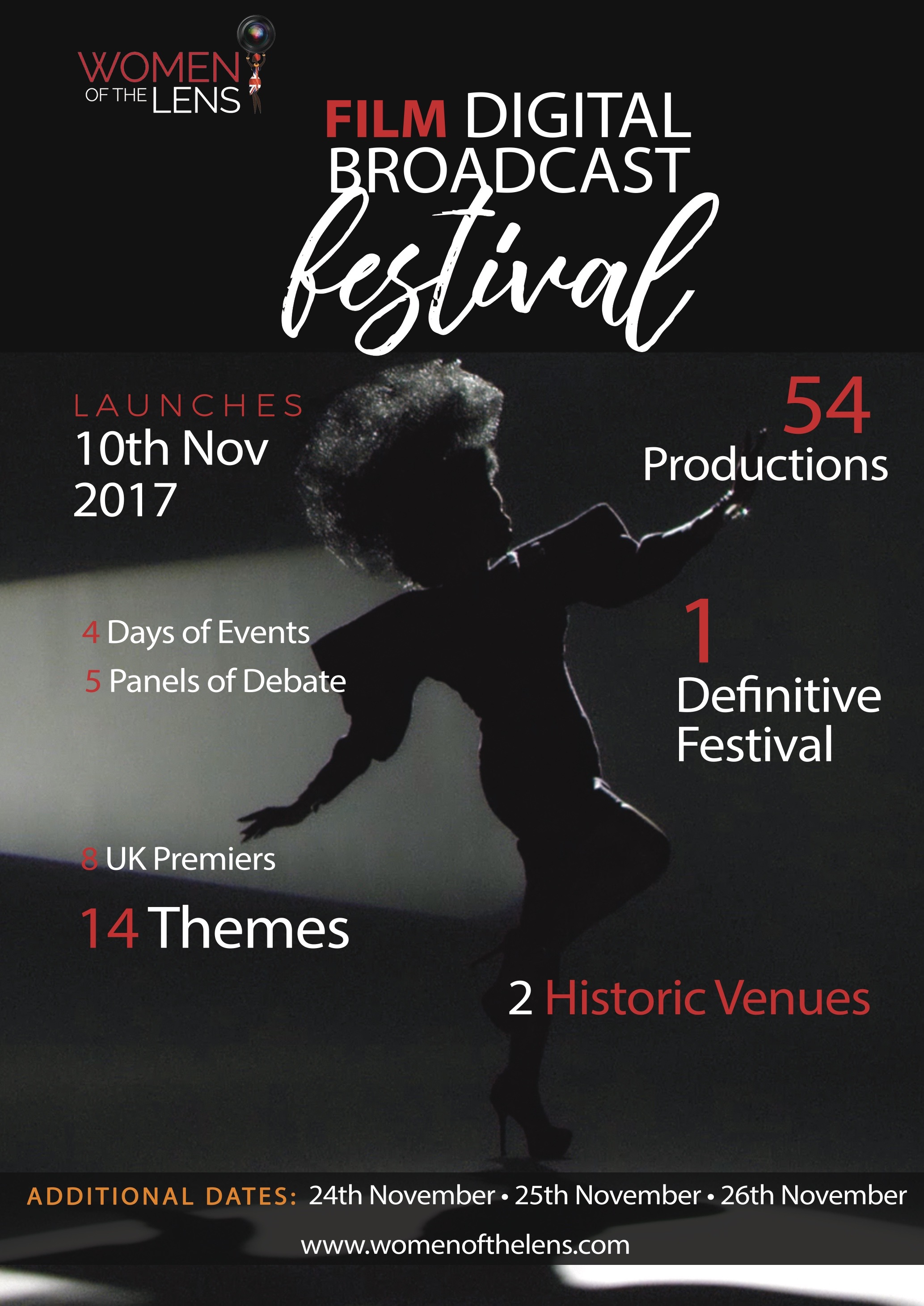 women of the lens film festival