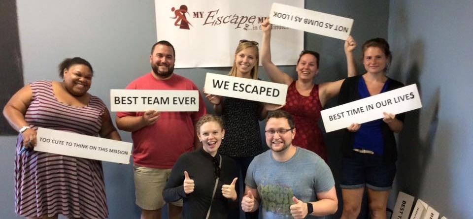Wisconsin Progress staff and interns at Intern Appreciation Day