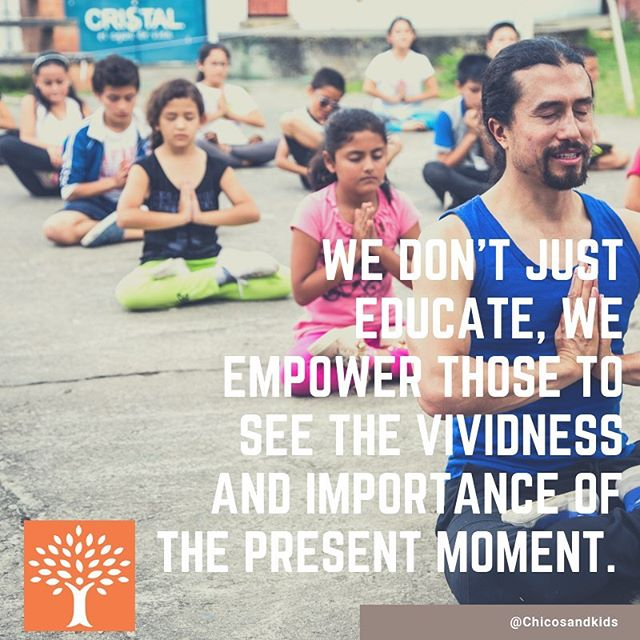 Read about the importance of mindfulness in education on our website under projects.  #mindfulness #mindfulnessinschools #empower #educate
