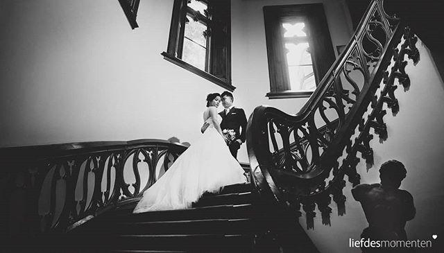 #classicportrait @kasteel_de_schaffelaar #alwaysagoodidea . . #liefdesmomenten #weddingphotography #weddingphotographer #photo #weddingfilm #wedding #yesido #theperfectwedding #prewedding #trouwen #bruidsfotograaf #trouwfotograaf #bruidsfotografie #destinationwedding #bride #groom #weddingdress