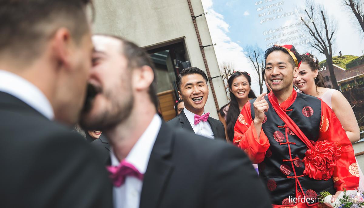 chinese bruiloften