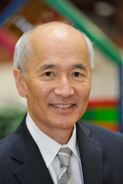 Roger wakimoto   Vice Chancellor for research Atmospheric scientist