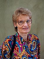 Kathy Braun - for her dedicated continuous service to the Awards Committee (awarded July 2014)
