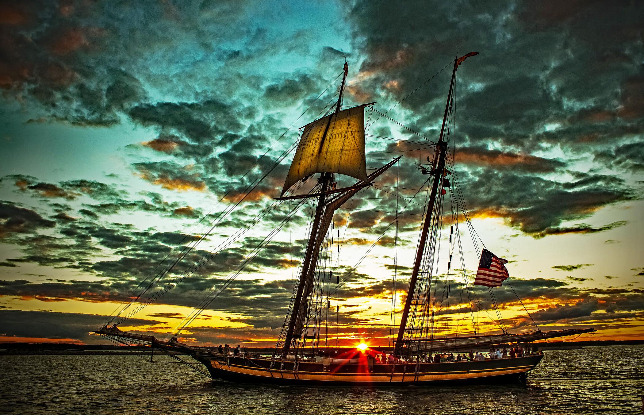 6222~COP~Tall_Ship_Sunset~Janssen~Larry~FVC.jpg