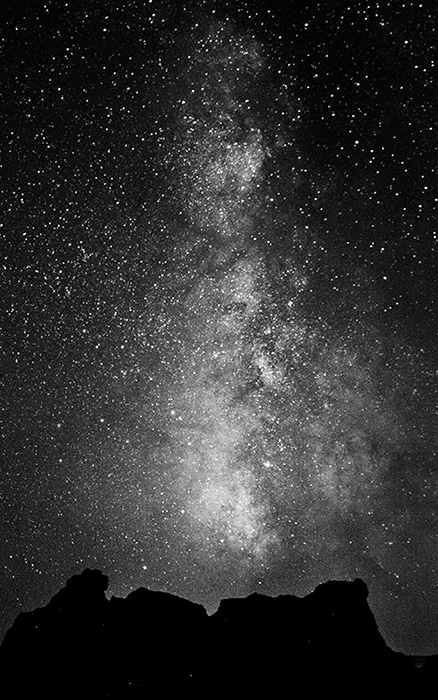 9108~MNP~BADLANDS_MILKY_WAY_AT_WALL_CITY~Laehn~Geri~WNC.jpg