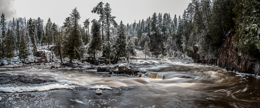 Early Spring Runoff