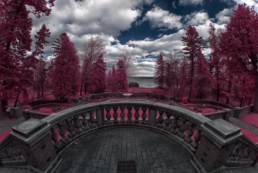 Infrared Balcony