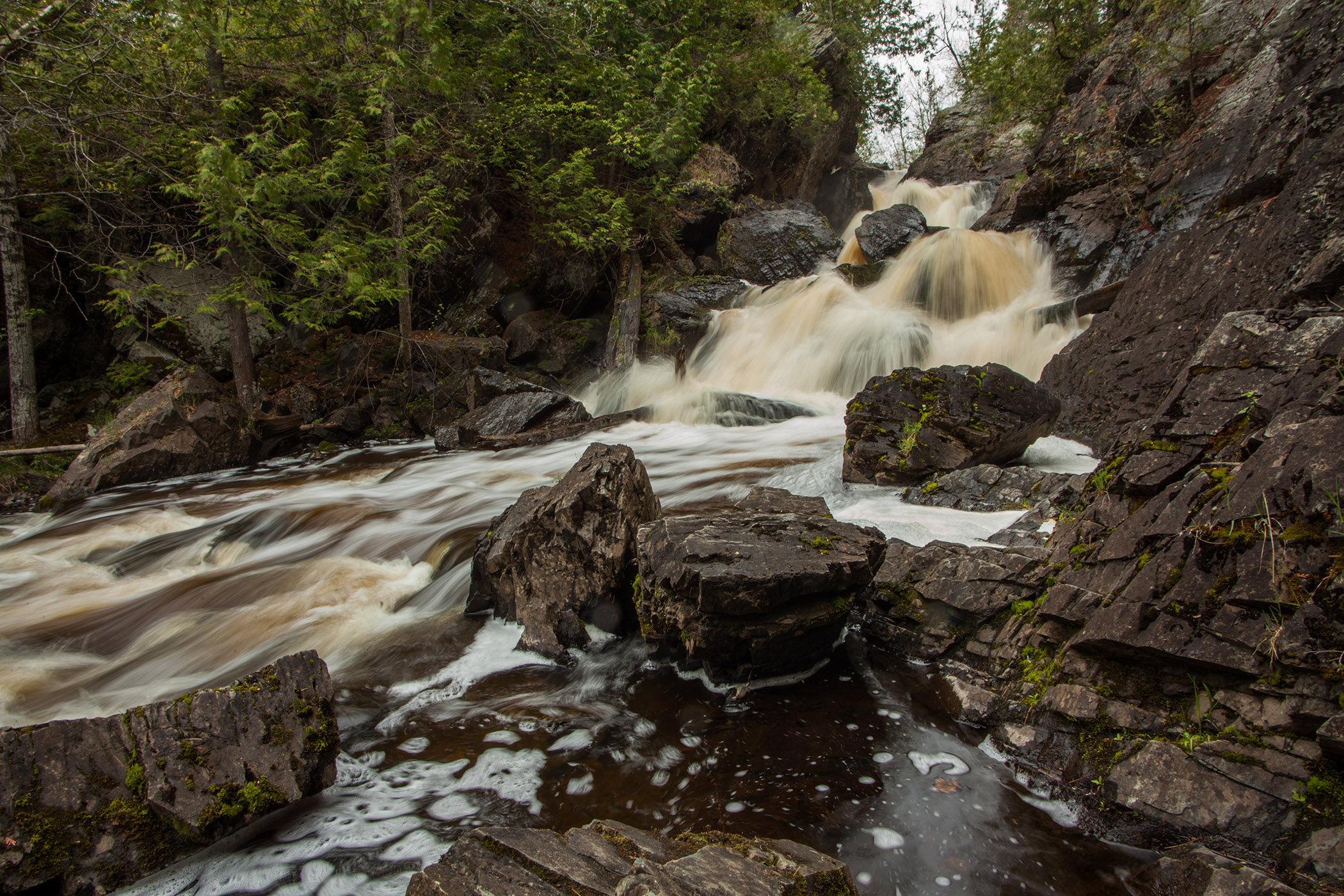 Long Slide Falls - Brian Hartnell