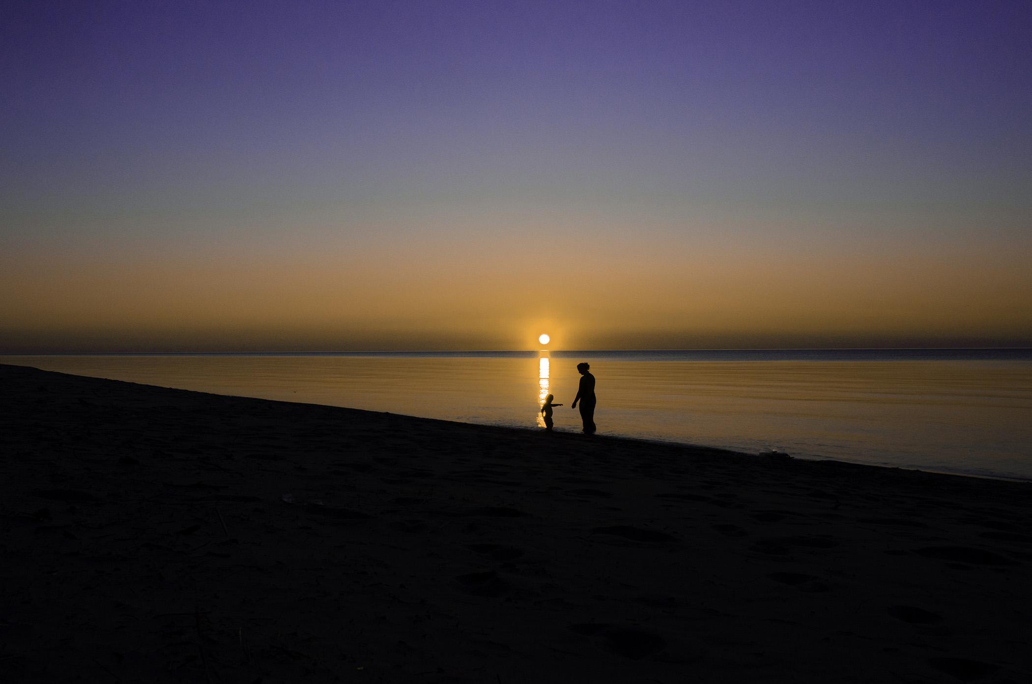 Superior Summer Sunset - Tanya Irish