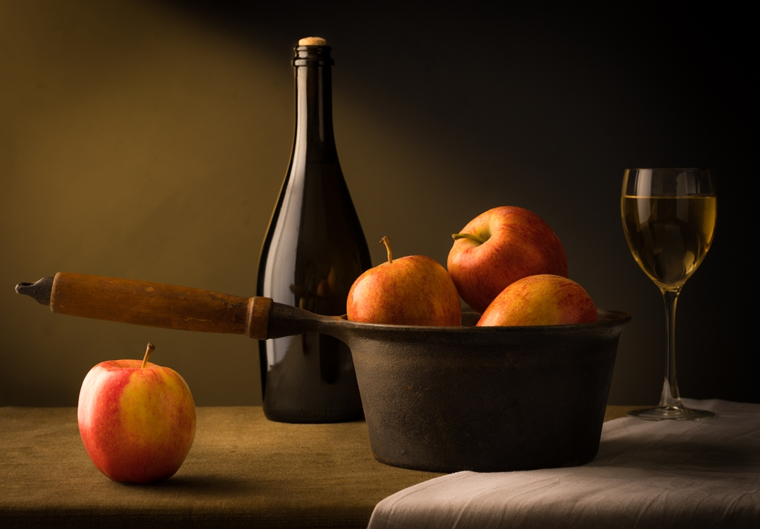 Apples and Wine - Gary Barden