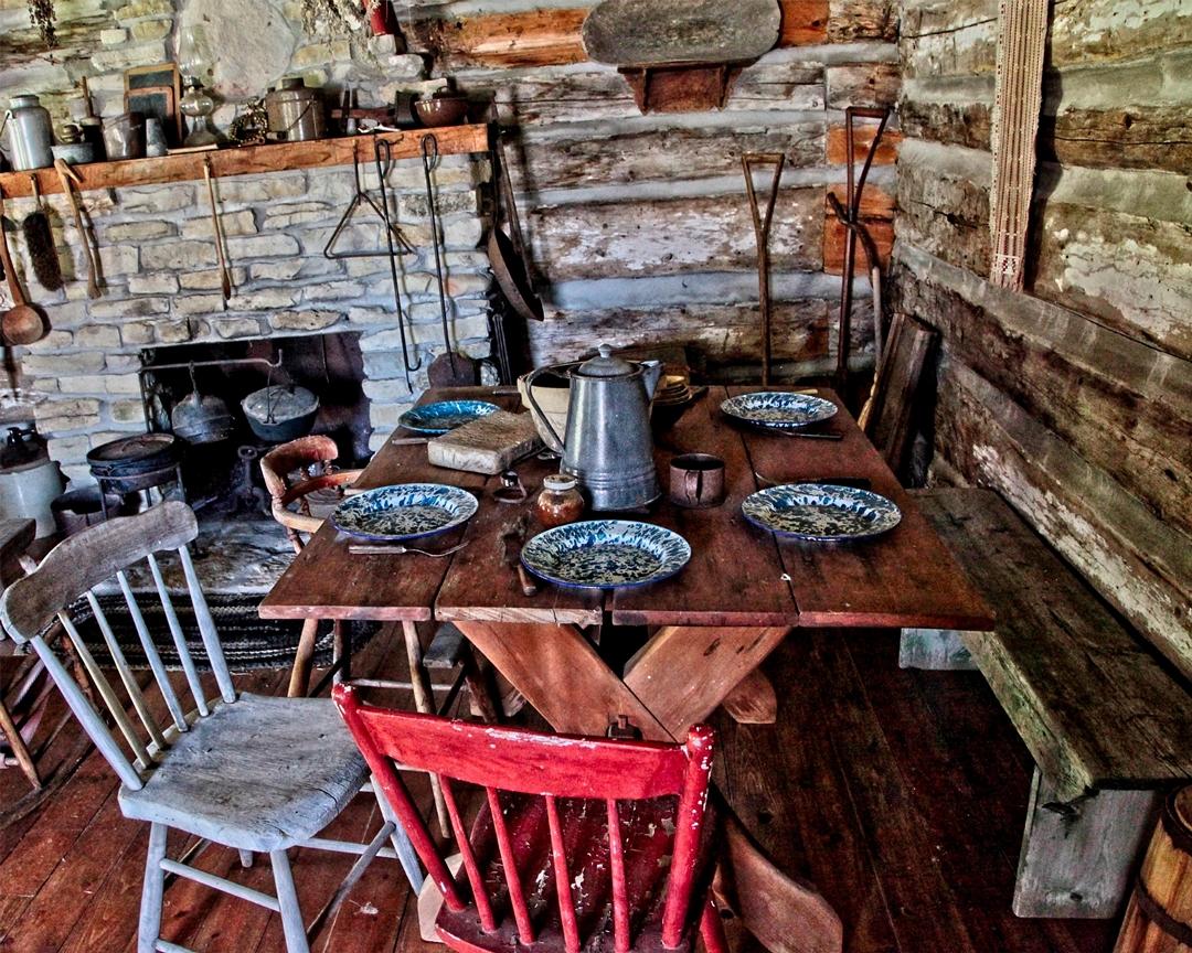 Door County Cabin - Mary Welter