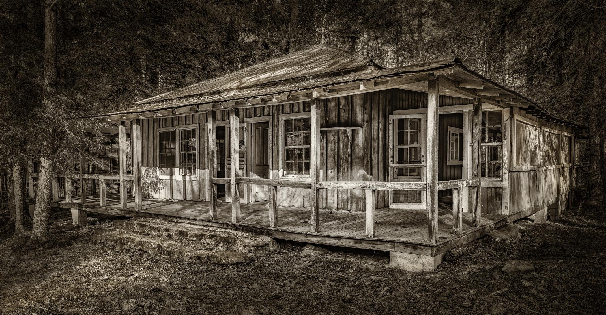 1st Place~Elkmont Club Cabin~Jeffrey Klug