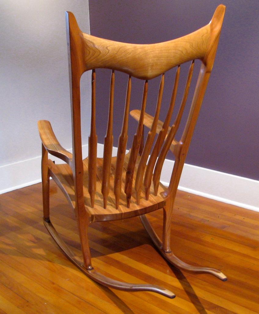 Maloof Rocking Chair