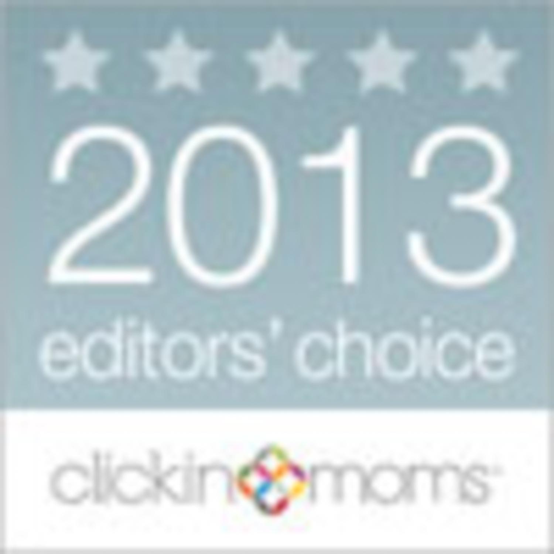 clickin moms editor's choice award