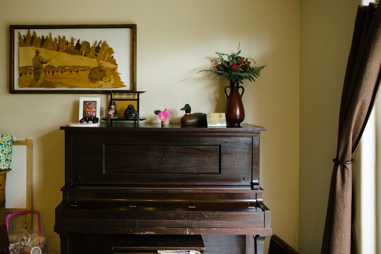 family piano