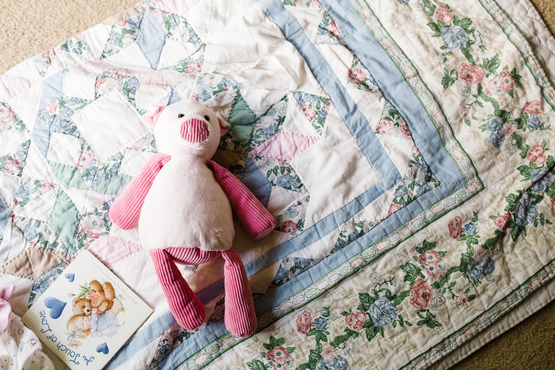 infant stuffed animal