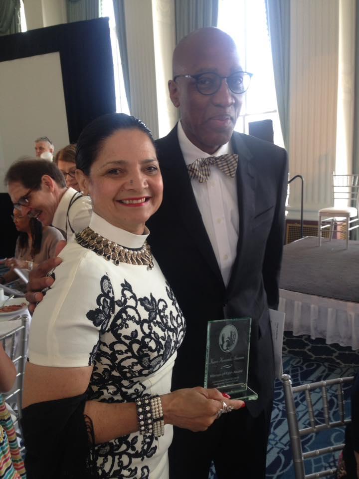 Pastor Karen awarded the PCUSA 2018 Women of Faith Award