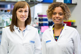 ANNA WEC, M.S. AND ELISABETH NYAKATURA, PH.D.