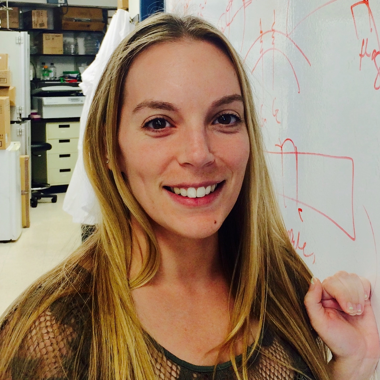 Megan Slough<br>PhD Student