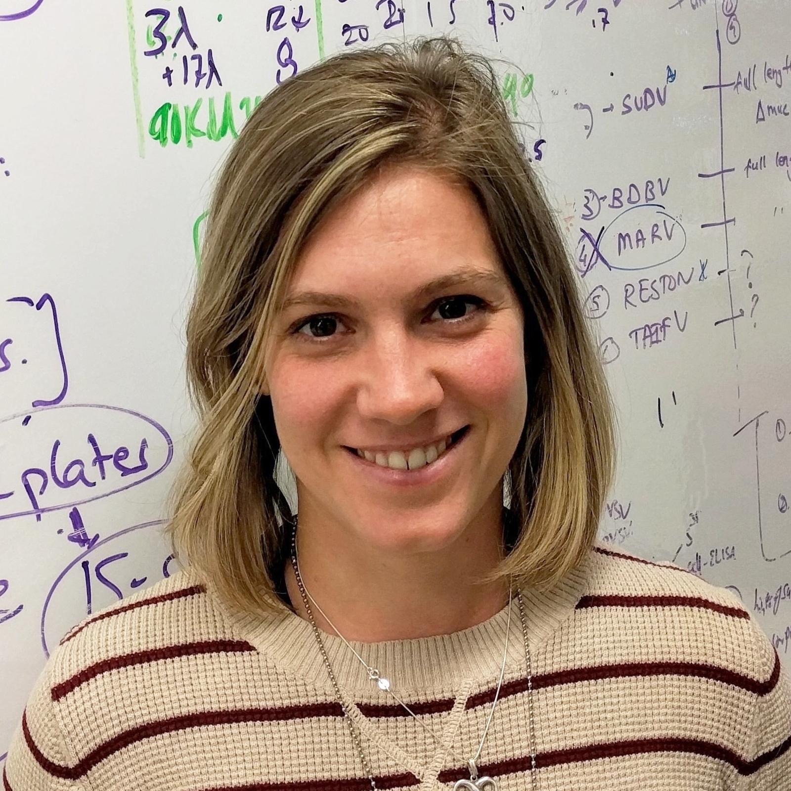Eugenia Dieterle, PhD<br>Research Fellow