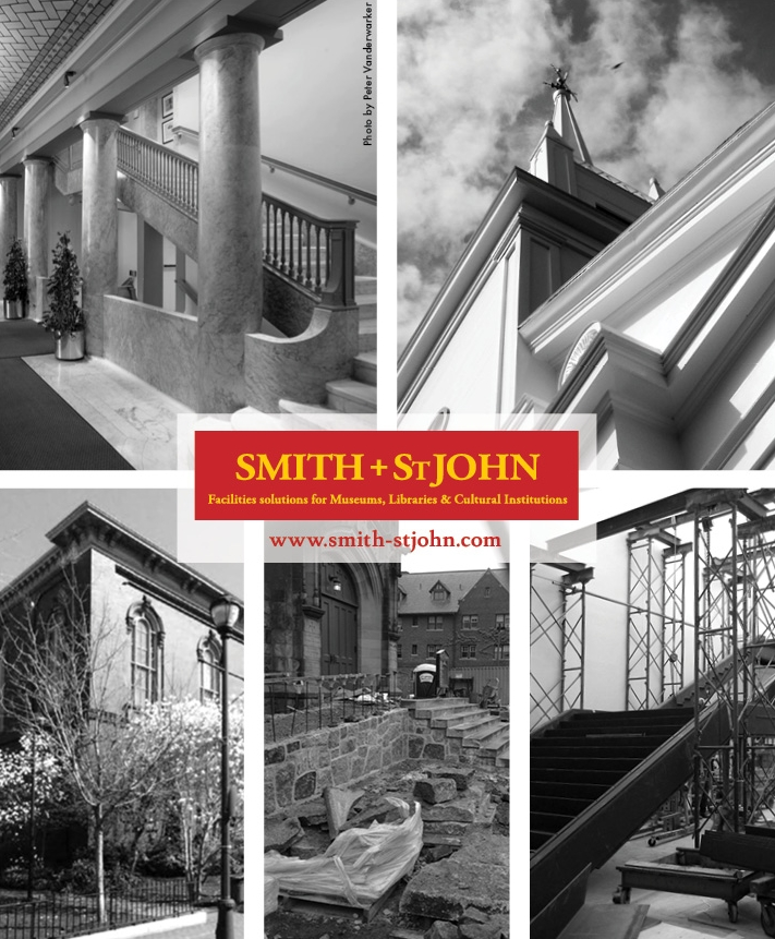 Smith + St. John Advertisement