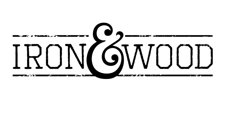 Iron & Wood Logo