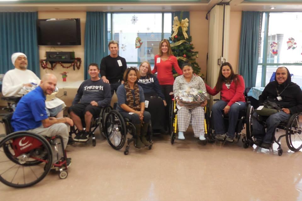 Triumph Foundation Christmas Outreach