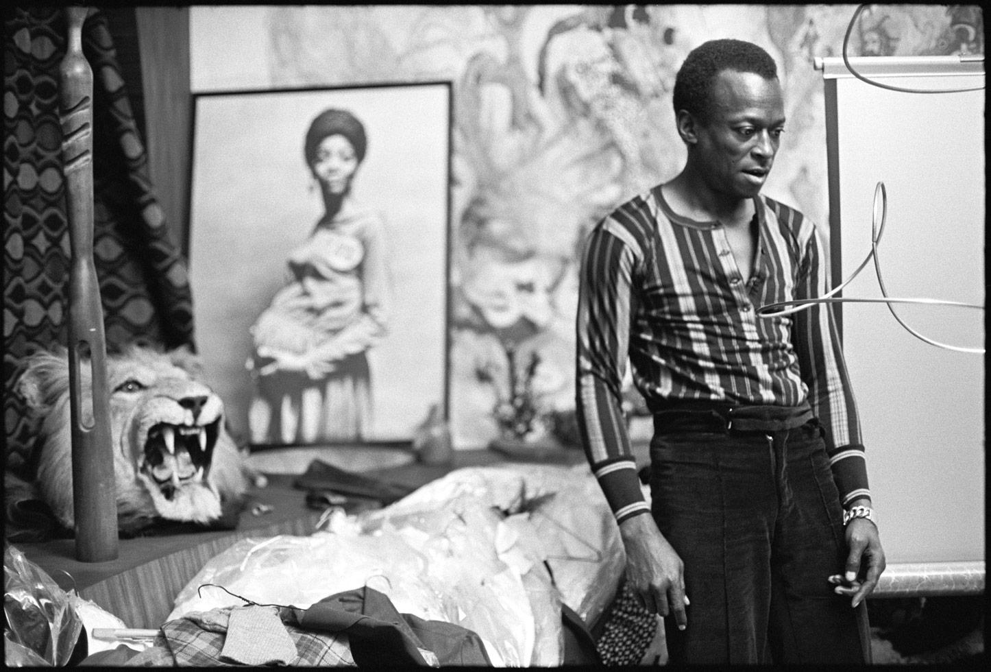 miles with cat