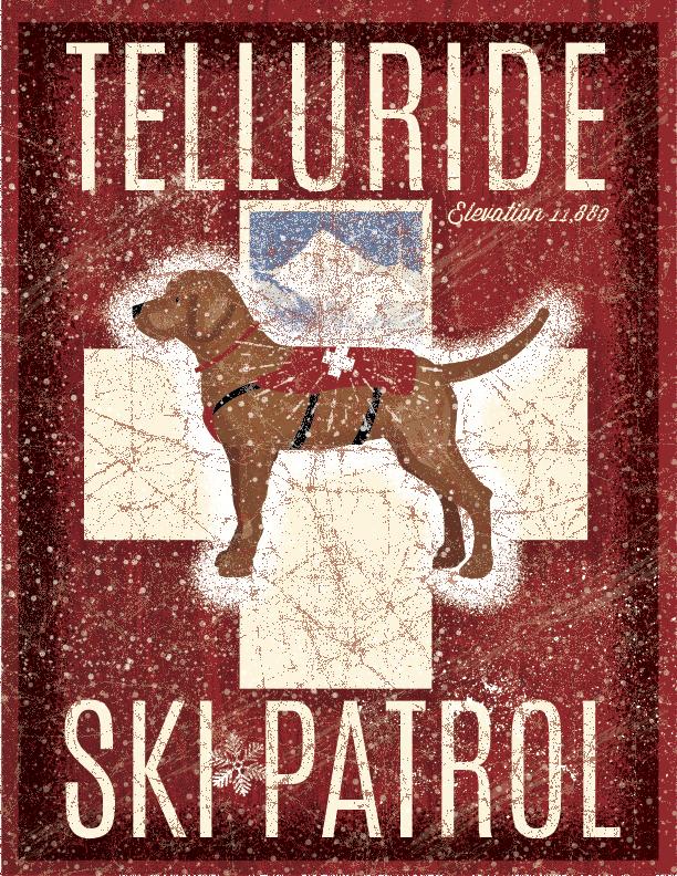 Telluride Ski Patrol!