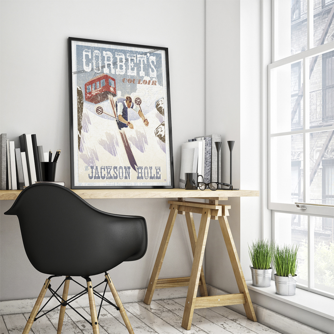 Great for home or office!