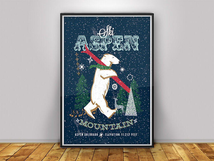 poster-mockup_Aspen Polar Bear.jpg