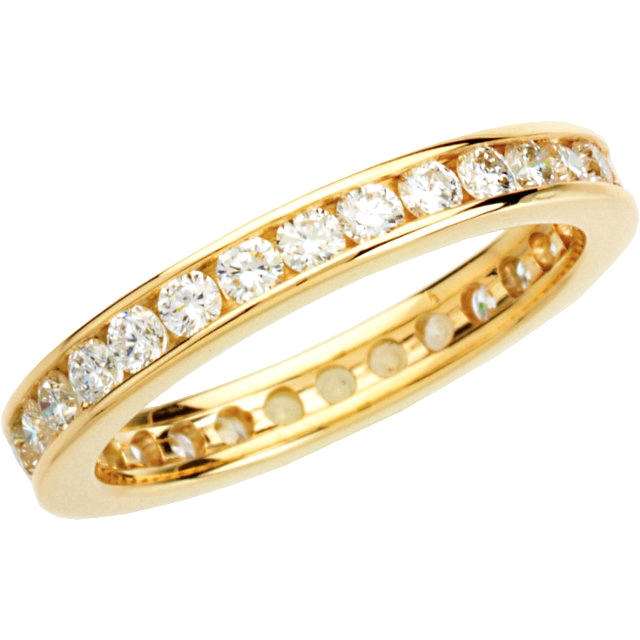 Copy of Diamond 7/8 CTW Eternity Band