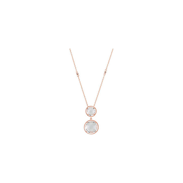 Copy of Rose Gold Plated Necklace