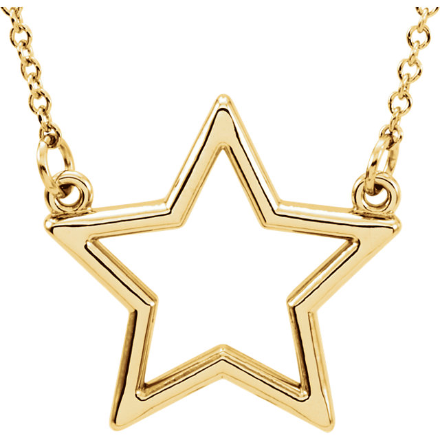 Copy of Star Necklace